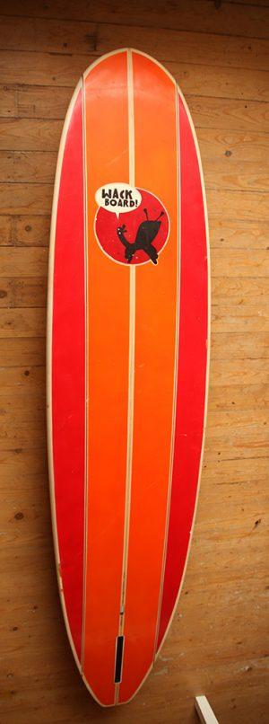 Back Board