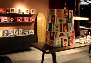 woodprints and boards